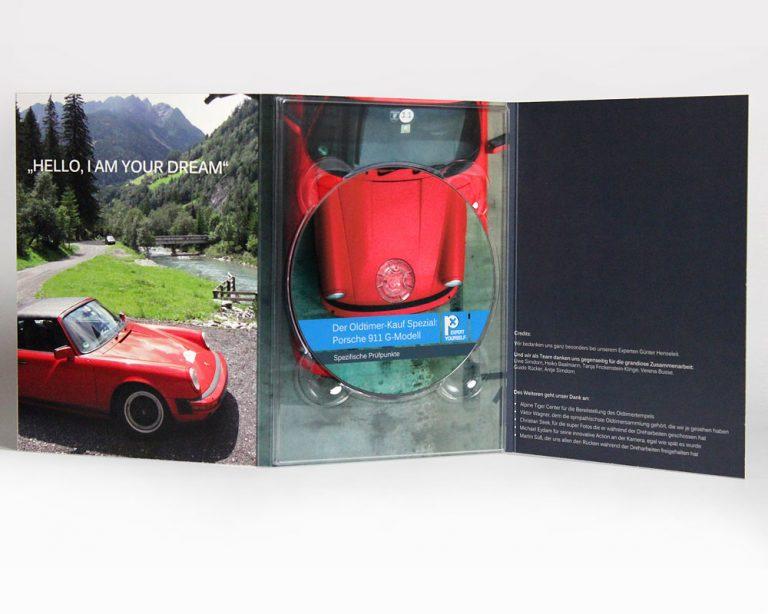 Videokurs Porsche G-Modell Experten Wissen