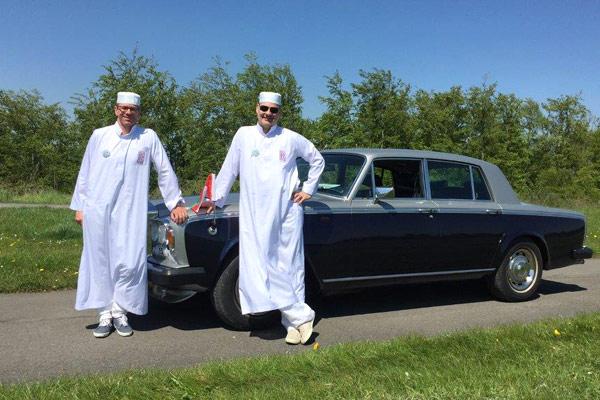 Expert Yourself Team Oldtimerausfahrt Treser Club 2016